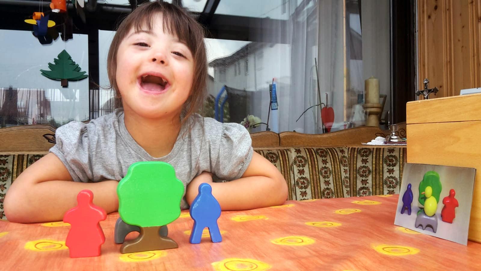 """Kurzvortrag """"Yes, we can!"""": Mathematik (nicht nur) für Menschen mit Down Syndrom"""