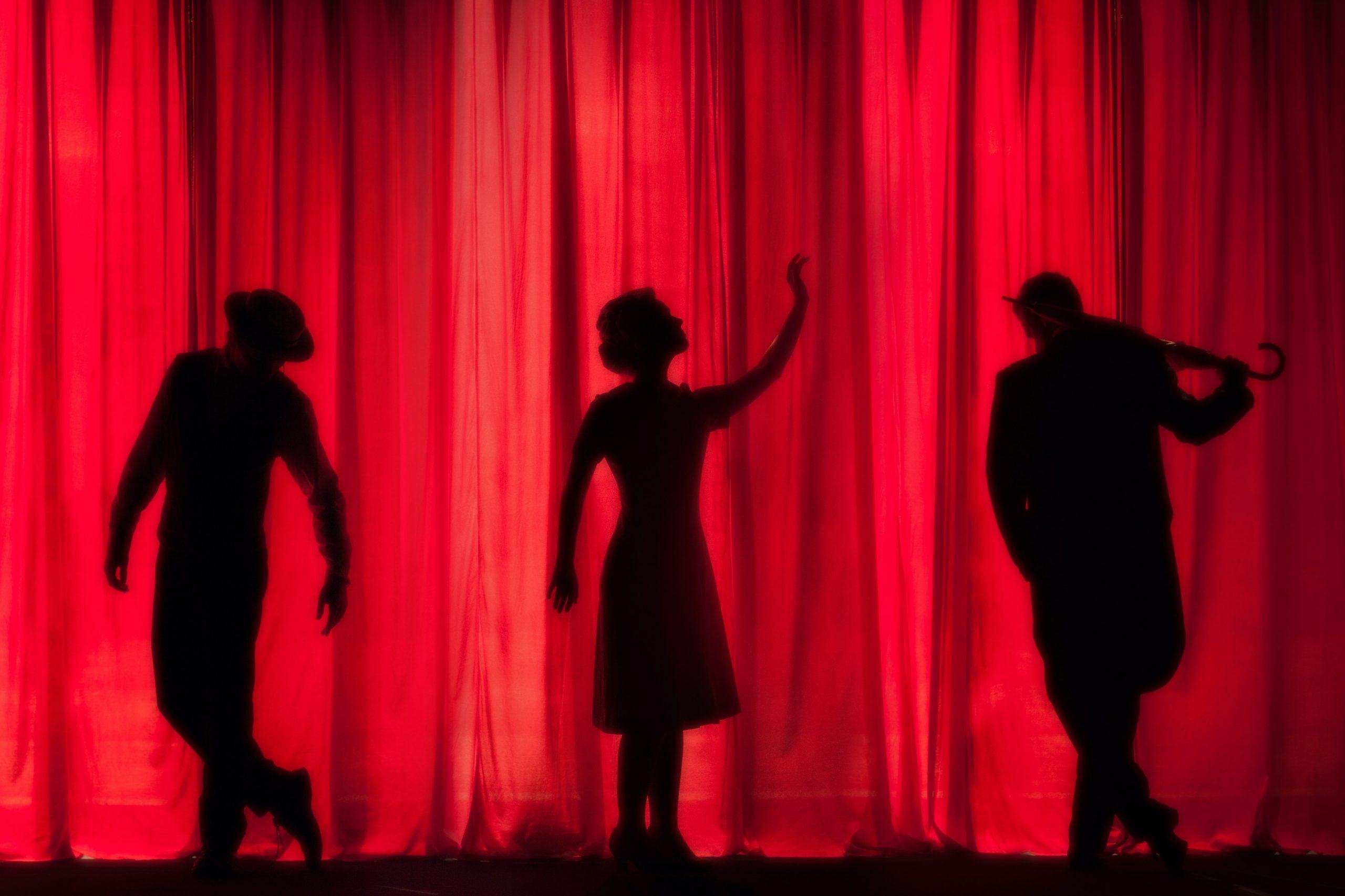 Online-Präsentation der Theatergruppe